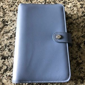 Other - Webster's pages medium size agenda blue